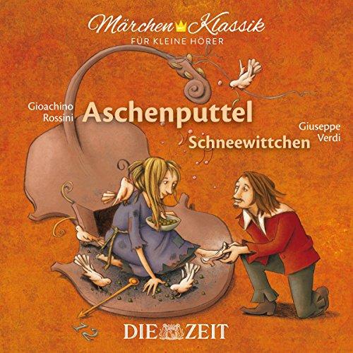 Aschenputtel / Schneewittchen audiobook cover art
