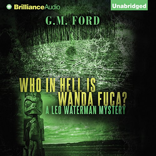 Who in Hell Is Wanda Fuca? audiobook cover art