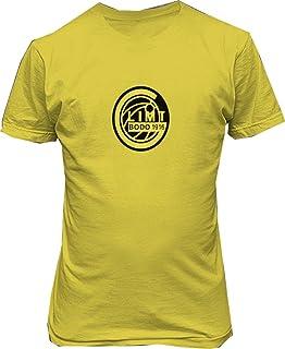FK Bodo Glimt Norway Soccer t shirt Fotballklubben Norwegian league