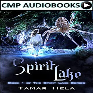 Spirit Lake audiobook cover art