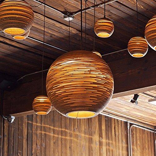 BBSLT La Sala da tè giapponese il Tatami Rattan BAR a BAR Ristorante cinese dell'Arte zen lampadario di lampadari, D260*H2200MM