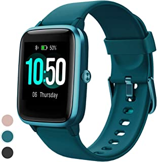 YAMAY Smart Watch Fitness Tracker Watches for Men Women,...