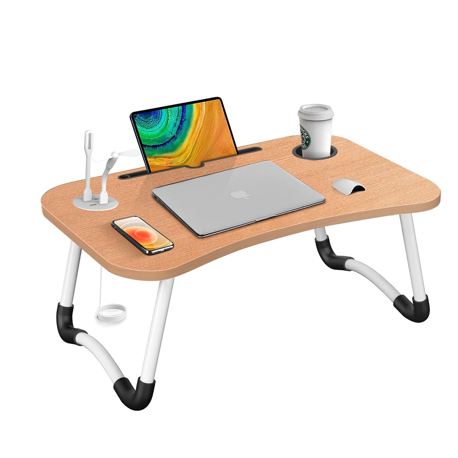 Mesa Plegable Para Notebook - HLHome - 8JQ241KG