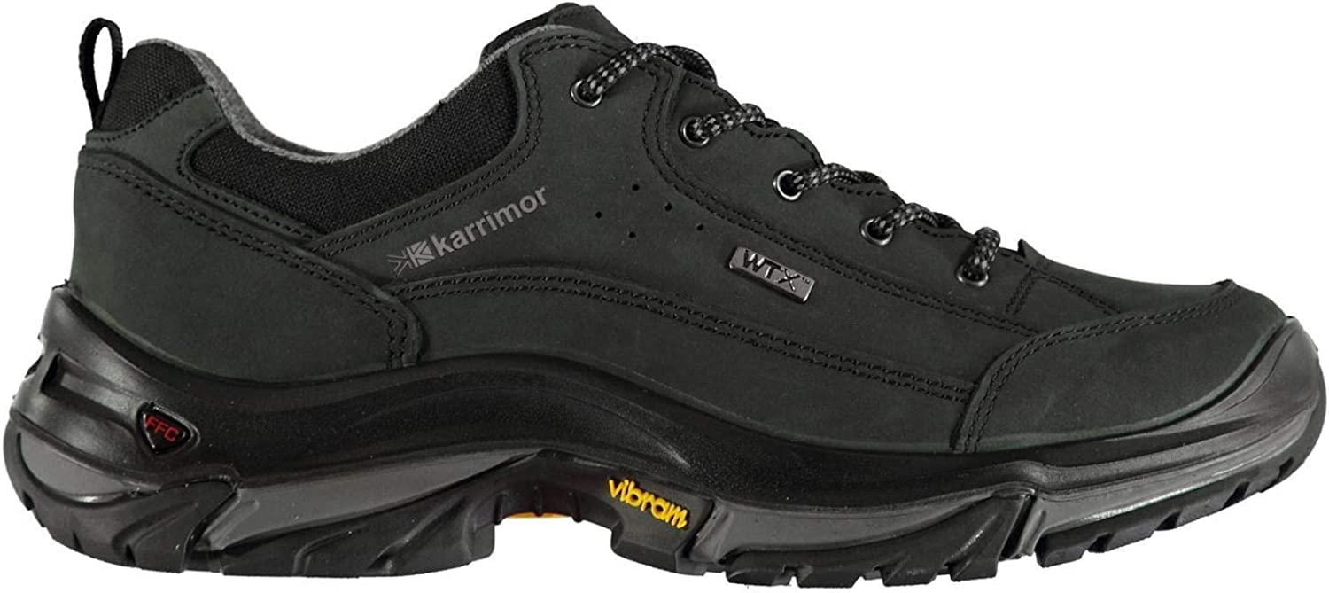 Official Karrimor Brecon Low Walking shoes Mens Hiking Footwear Boots
