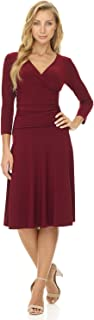 dark wine color dress