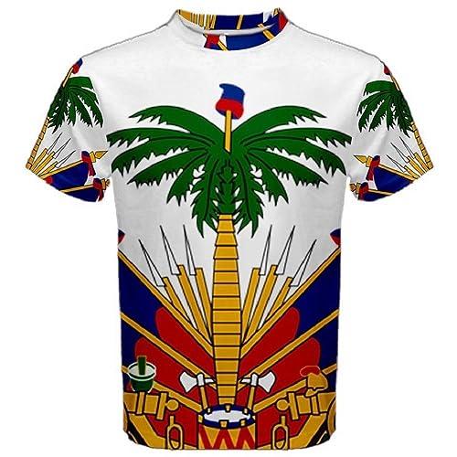 Haitian Flag Clothing Amazon Com