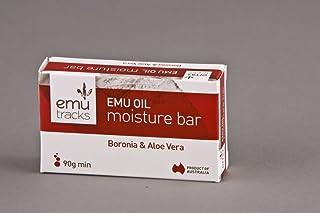 Emu Tracks Boronia & Aloe Vera Soap, Boronia & Aloe Vera, 90 g