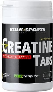 バルクスポーツ クレアチンタブ 375タブレット(約31食分)【国内製造 クレアチンモノハイドレート】