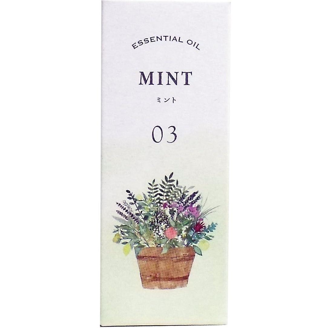 ジュニア補体バラ色生活の木 ブレンドエッセンシャルオイル ミント(5ml)