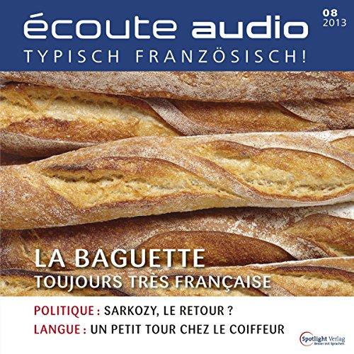 Écoute audio - La baguette. 8/2013 Titelbild