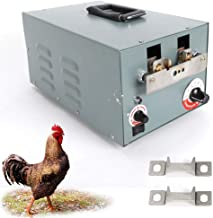 NICE CHOOSE Automatic Chicken Debeaking Machine, 110V Electric Debeaking Machine Chicken Debeaker Cutting Equipment (US Shipping)