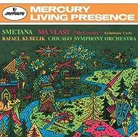 Rafael Kubelik / Chicago Symphony Orchestra - Smetana: Symphonic Poems Our Homeland [Japan CD] UCCD-4722 by Rafael Kubelik / Chicago Symphony Orchestra (2012-11-06)