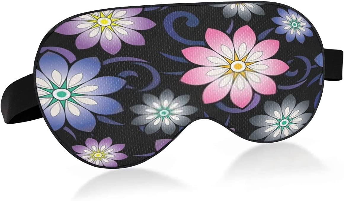 Sleep Mask with Eyes Special Campaign That Block and Light Dry Seaml Relieve Industry No. 1