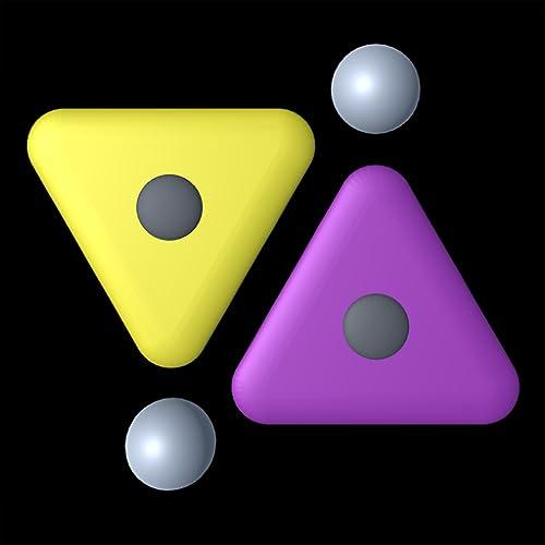Trinagon 3D Puzzle System, anspruchsvolles Spiel für induktives logisches Denken und räumliches Vorstellungsvermögen