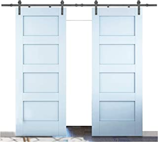 cabinet sliding barn door