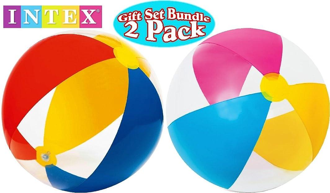 Intex Paradise Beach Balls 24