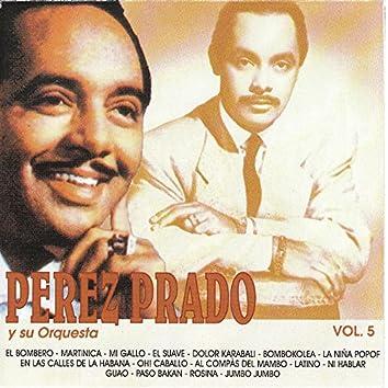 Perez Prado Y Su Orquesta, Vol. 5