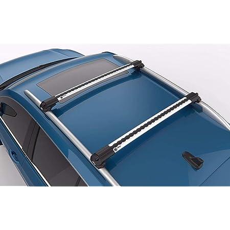 Kompatibel Mit Citroen C4 Ii Grand Picasso Fahrzeugspezifischer Stahl Dachträger Auto