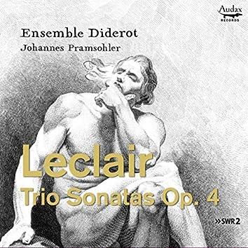 Leclair: Trio Sonatas, Op. 4
