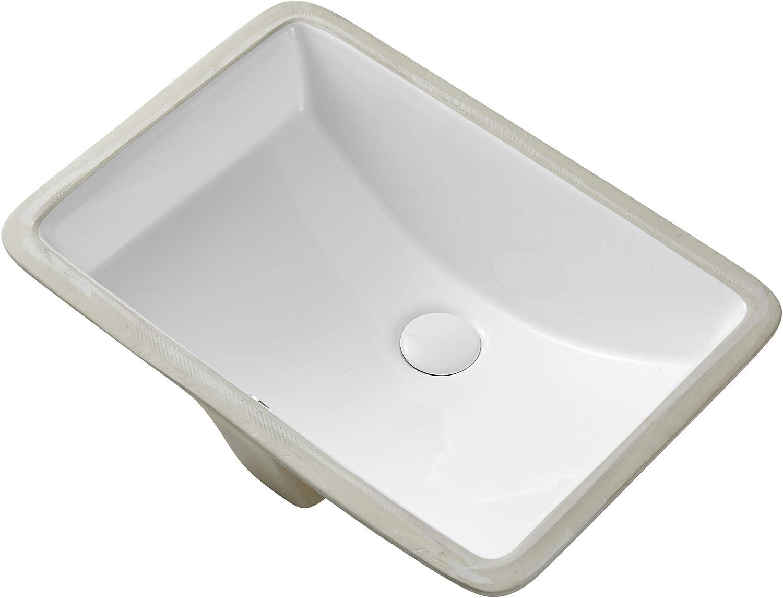 Buy Eridanus Oval Undermount Bathroom Sink 20 3 4 X 14 5 8 Inch White Bathroom Sink Above Counter Ceramic Bathroom Vanity Sink Bathroom Sink Art Basin Online In Turkey B08nx678d1