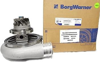 Borg Warner S500SX-E Super Core Assembly, 88mm, P/N 15009097001