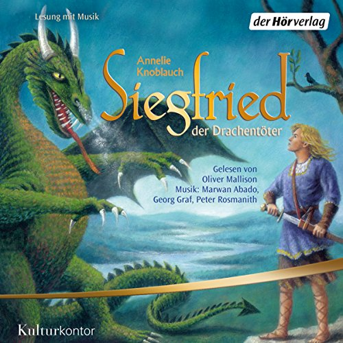Siegfried, der Drachentöter Titelbild
