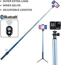 Bmzx Bluetooth Long Selfie Stick