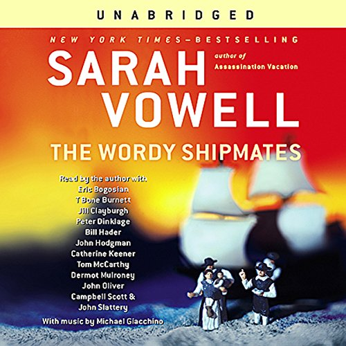 The Wordy Shipmates audiobook cover art