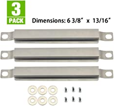 BBQ-Element Crossover Burner Replacement Parts for Charbroil 463449914, 463241113, 463230513, 463446015, 463230514, 463244011, Stainless Steel Carryover Tube for Kenmore, Master Chef, Backyard Grill.