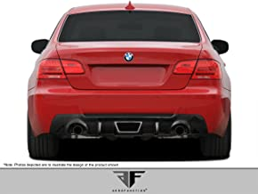 Brightt Aero Function ED-JUH-152 AF-3 Rear Diffuser (CFP) - 1 Piece Body Kit - Compatible With 3 Series 2007-2013