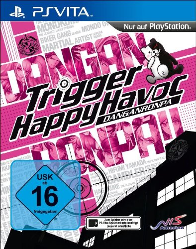 Danganronpa: Trigger Happy Havoc - [PS Vita]