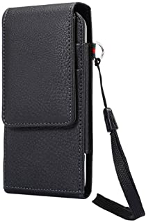 DFV mobile - Leather Holster Case Belt Clip Rotary 360 with Card Holder and Magnetic Closure for TESLA SMARTPHONE 9.2 (201...
