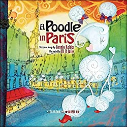 A Poodle in Paris by Connie Kaldor