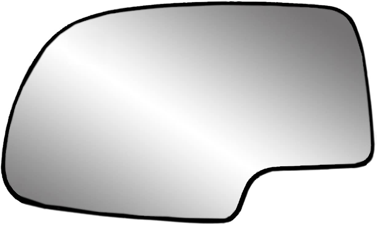 Hightecpl 389RS Right Driver Side Convex Door Wing Mirror Glass