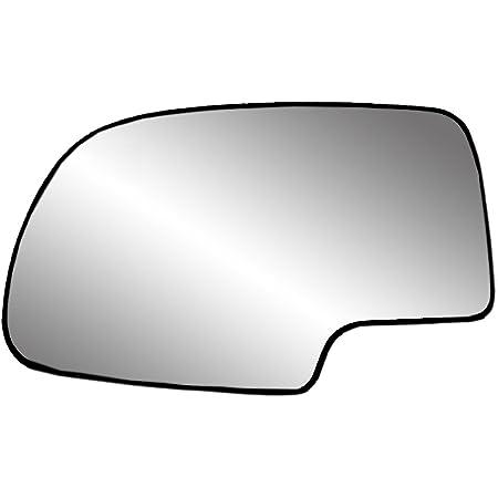 Hightecpl 59LAS Left Hand Passenger Near Side Wide Angle Door Wing Mirror Glass Replacement