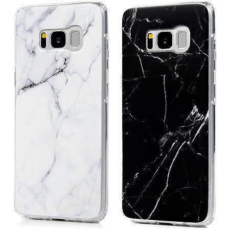 Kasos S8 Marmor Hülle Marble Handyhülle Silikon Case Elektronik