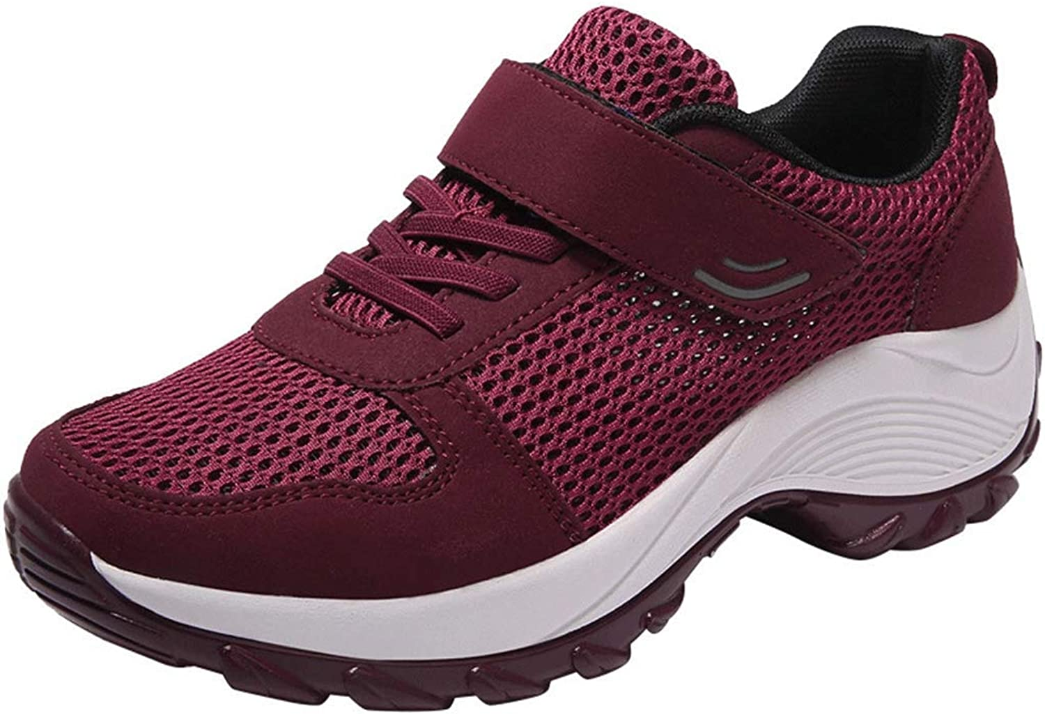 Fashion shoesbox Women's Sports Sneakers Non Slip Lightweight Casual Athletic shoes Mesh Air Running Walking shoes