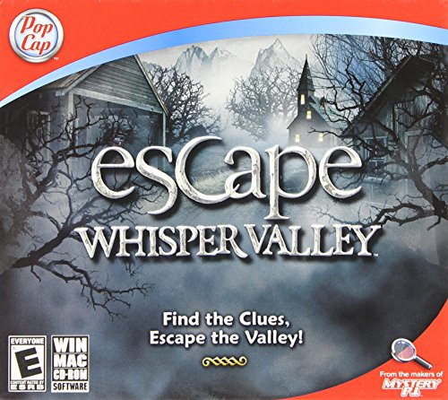 Escape Whisper Valley- PC and Mac compatible