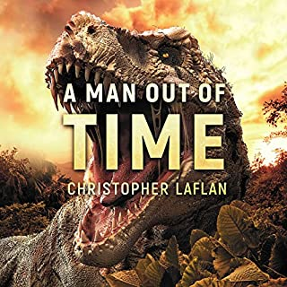 A Man out of Time cover art