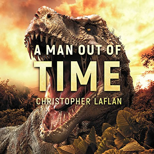 A Man out of Time audiobook cover art