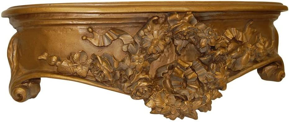 Hickory Manor House 2524OWW Floral OFFicial shop World Bedcrown Whi Wreath Old wholesale