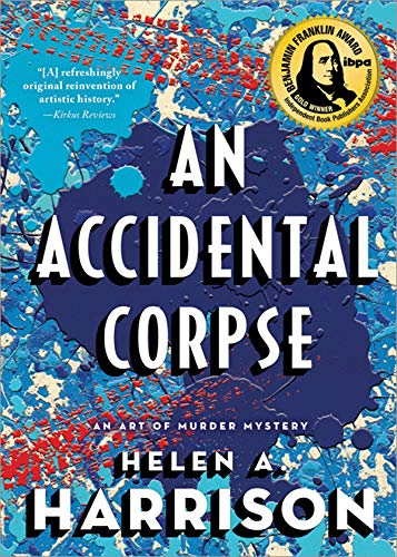 An Accidental Corpse (Art of Murder Mysteries Book 2) by [Helen A. Harrison]