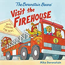 The Berenstain Bears Visit the Firehouse PDF