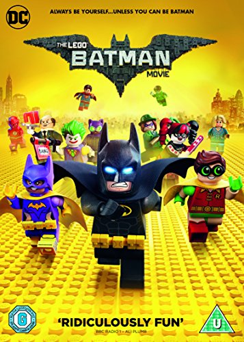 The Lego Batman Movie [Edizione: Regno Unito] [Reino Unido] [DVD]