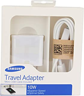 Home charger Samsung, white 10-watt