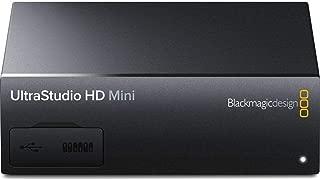 Blackmagic Design UltraStudio HD Mini Recorder with Thunderbolt 3 Interface