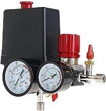 SALAKA Compresseur AR2000 /à Commande pneumatique avec d/étendeur de d/écharge de manom/ètre