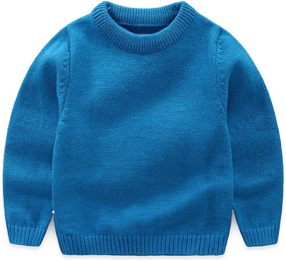 Mud Kingdom Little Boys Sweater Pullover Classic School Style