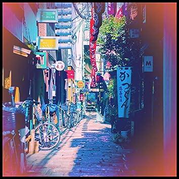 Walking Down The Sunny Street