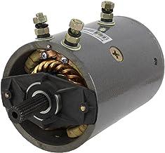 Rareelectrical NEW WINCH MOTOR COMPATIBLE WITH HUSKY WARN 20 SPLINE HEAVY DUTY BI DIRECTIONAL XD9000 XD9000I MX8000 M8000 ...